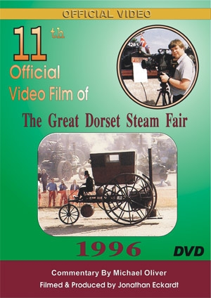 The Great Dorset Steam Fair 1996 DVD